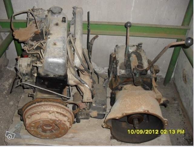 quelqu'un peut m'identifier ce moteur ? M110