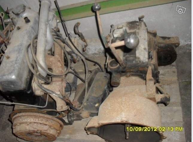 quelqu'un peut m'identifier ce moteur ? M310