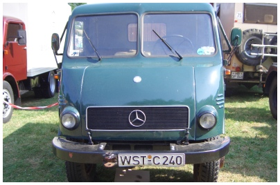 Unimog 401 Westfalia 1955 - RENOVATION U401210