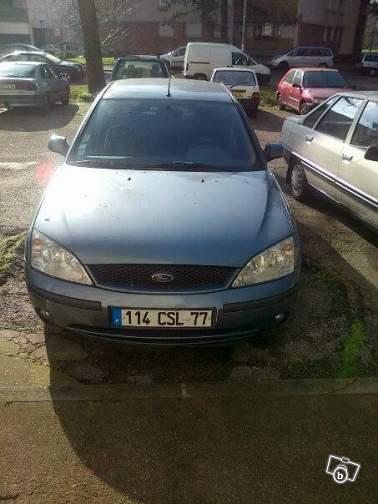 [résolu]ford mondeo 2002 essence vendue 08640710