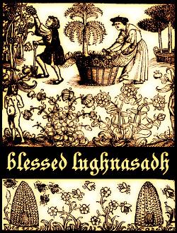 Les quatre fêtes religieuses celtiques Lugnas11