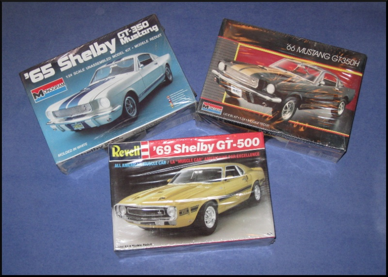 Almost Free stuff from Stinger Shelby10