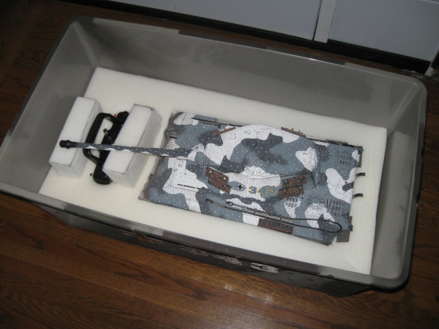 Tank Storage case Tank_b14