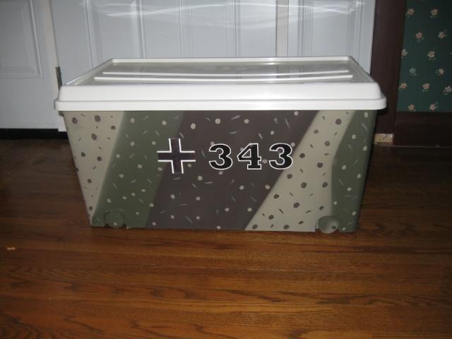 Tank Storage case Tank_b15