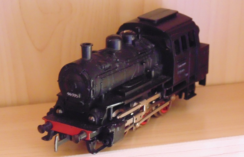 Motorisation des nouveaux modèles Märklin - Page 2 Dsc00710