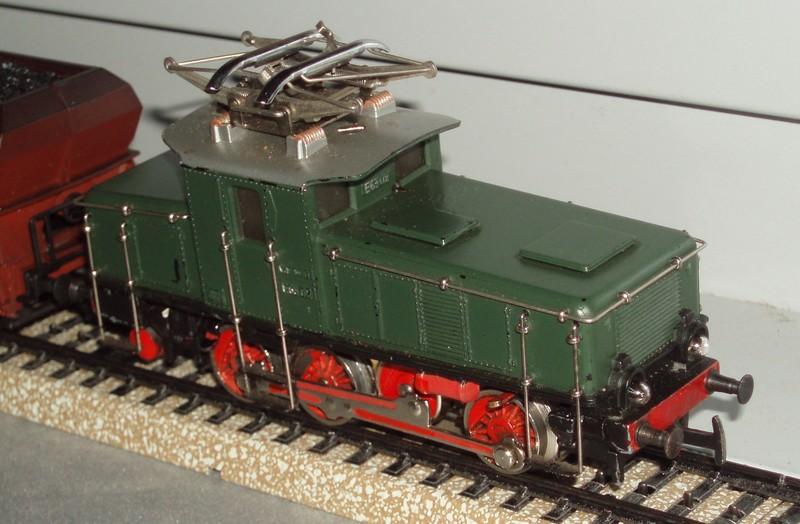 CE 800 et wagon charbon - vos avis Mace8010