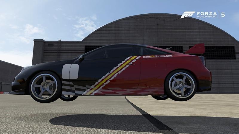 Projet livrée CdF Forza-14