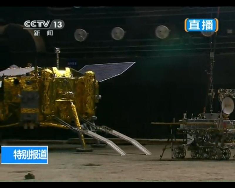 [Mission] Sonde Lunaire CE-3 (Alunissage & Rover) - Page 7 Image310