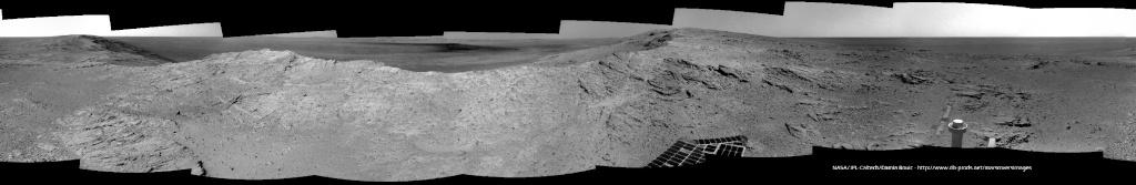 Opportunity et l'exploration du cratère Endeavour - Page 7 Sol36510