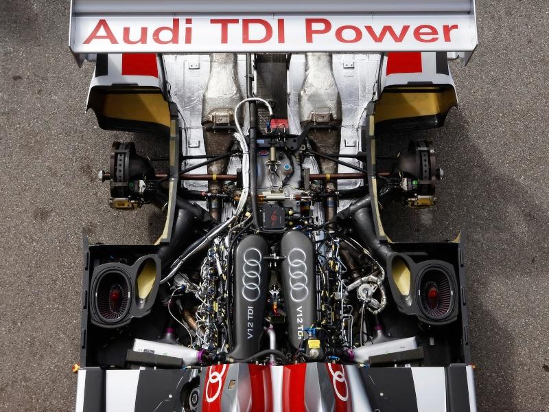 Audi r10 TDI  98957510