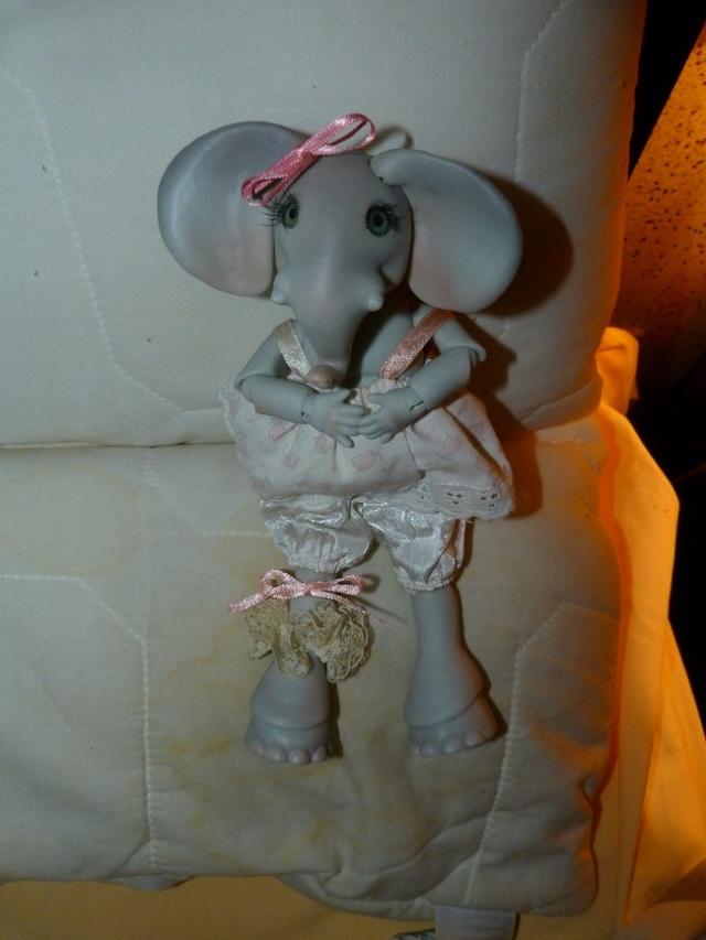 Violette, ma jolie petite Elephante de chez Jesliedolls - Page 2 Violet10