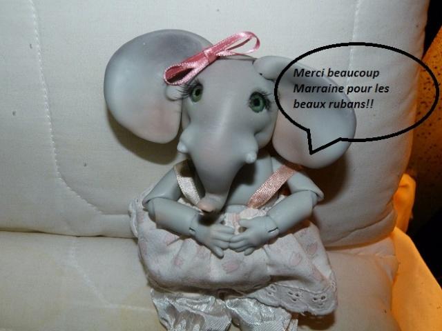 Violette, ma jolie petite Elephante de chez Jesliedolls - Page 2 Violet11