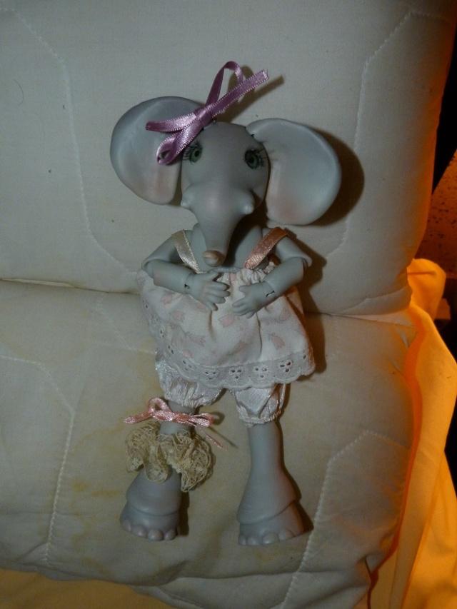 Violette, ma jolie petite Elephante de chez Jesliedolls - Page 2 Violet12
