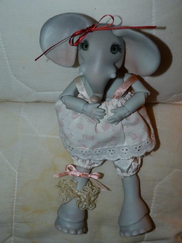 Violette, ma jolie petite Elephante de chez Jesliedolls - Page 2 Violet13