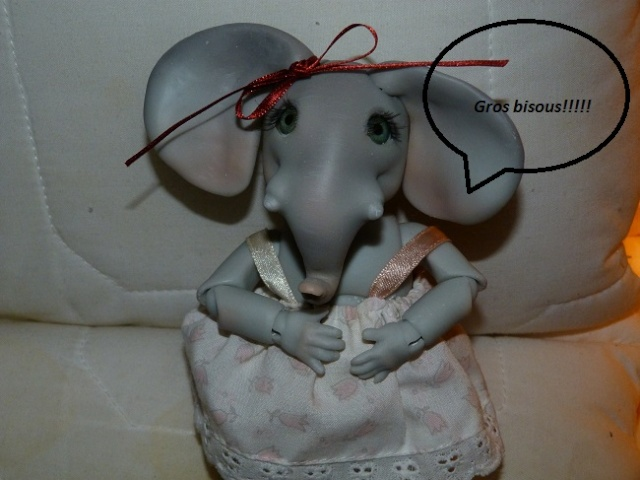 Violette, ma jolie petite Elephante de chez Jesliedolls - Page 2 Violet14