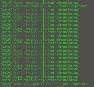 Almanax Xp_ete11