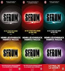 [Loevenbruck, Henri & Mazza, Fabrice] SERUM - Intégrale Saison 1 Serum10