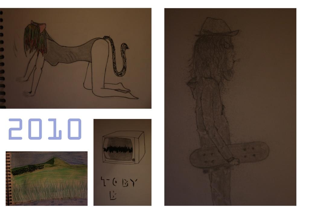 [inspi] Timeline - vos vieux dessins - Page 2 201011