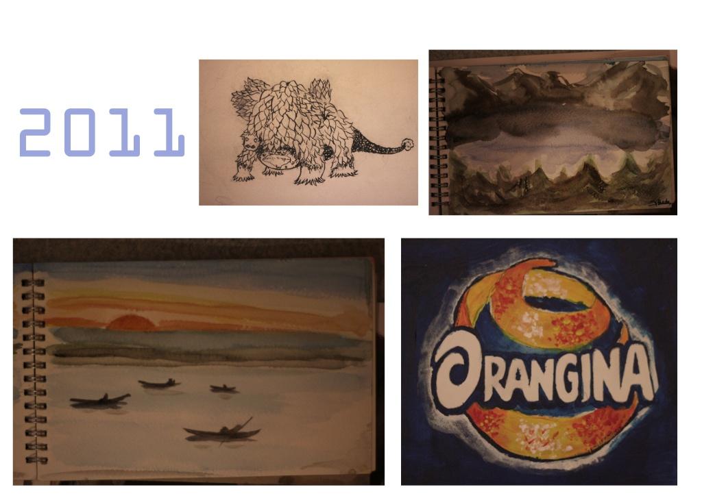 [inspi] Timeline - vos vieux dessins - Page 2 201110