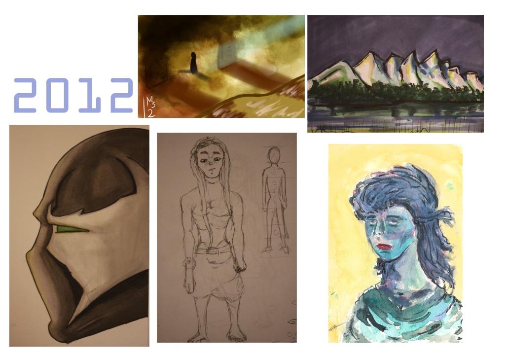 [inspi] Timeline - vos vieux dessins - Page 2 201210