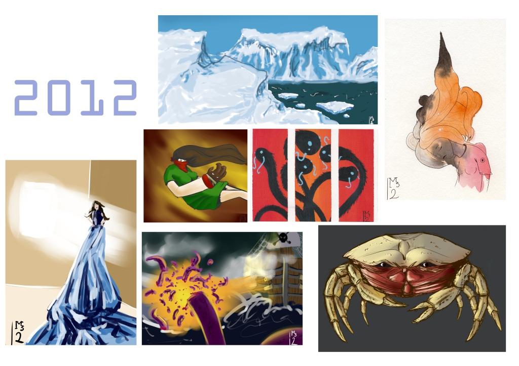 [inspi] Timeline - vos vieux dessins - Page 2 2012_210