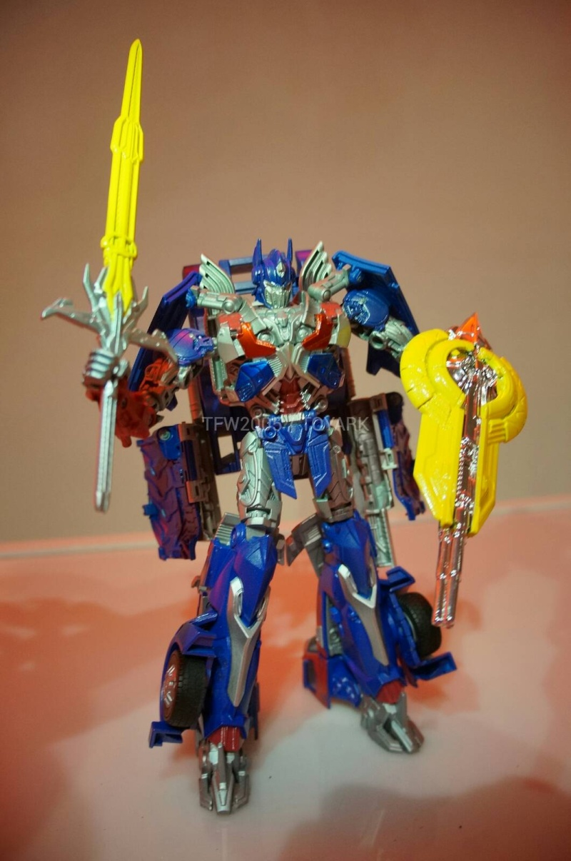 JOUETS - Transformers 4: Age Of Extinction Nycc-h10