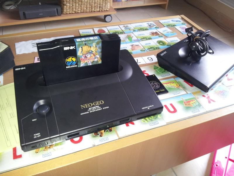 Photo de vos  jeu console de collection  20130210