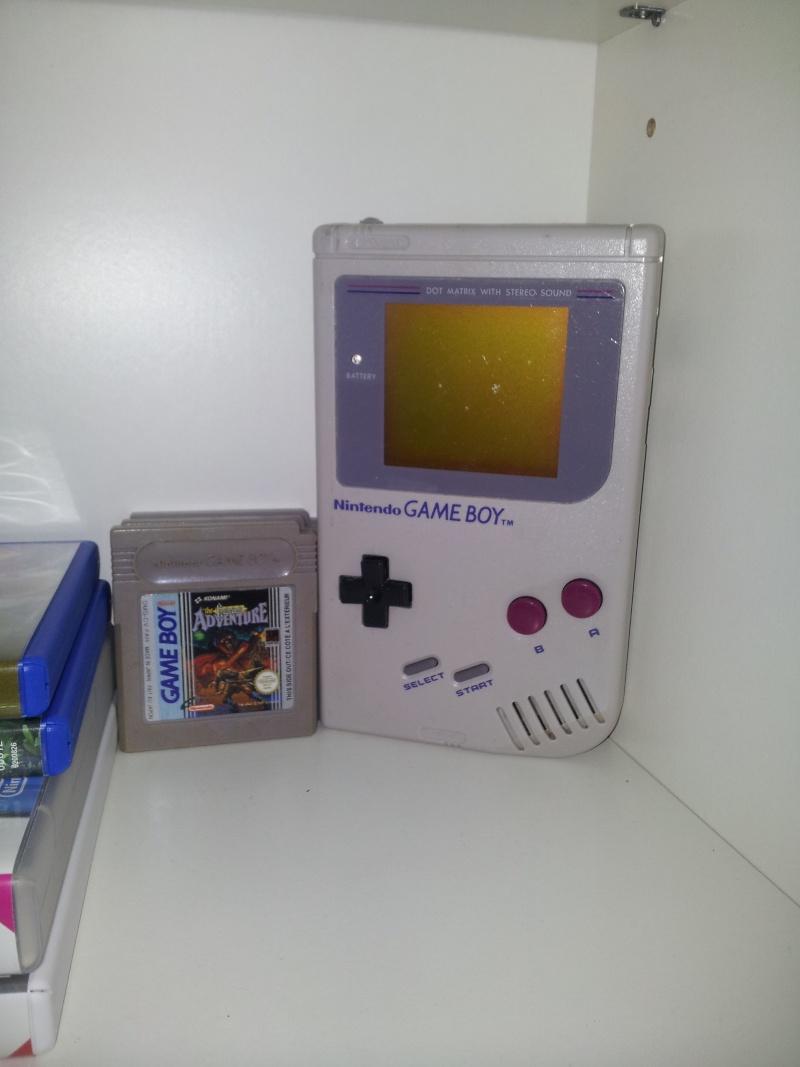 Photo de vos  jeu console de collection  20140117