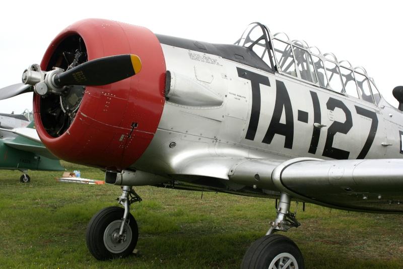 North American T-6 F T-6-3610