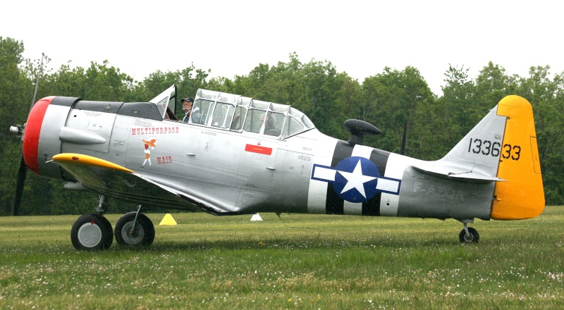North American T-6 F T-6-910