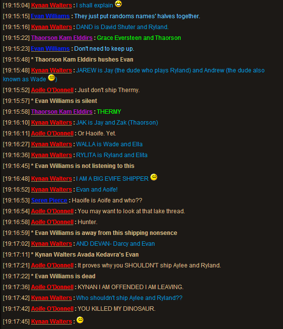 Funny Chatbox Moments Shippi10
