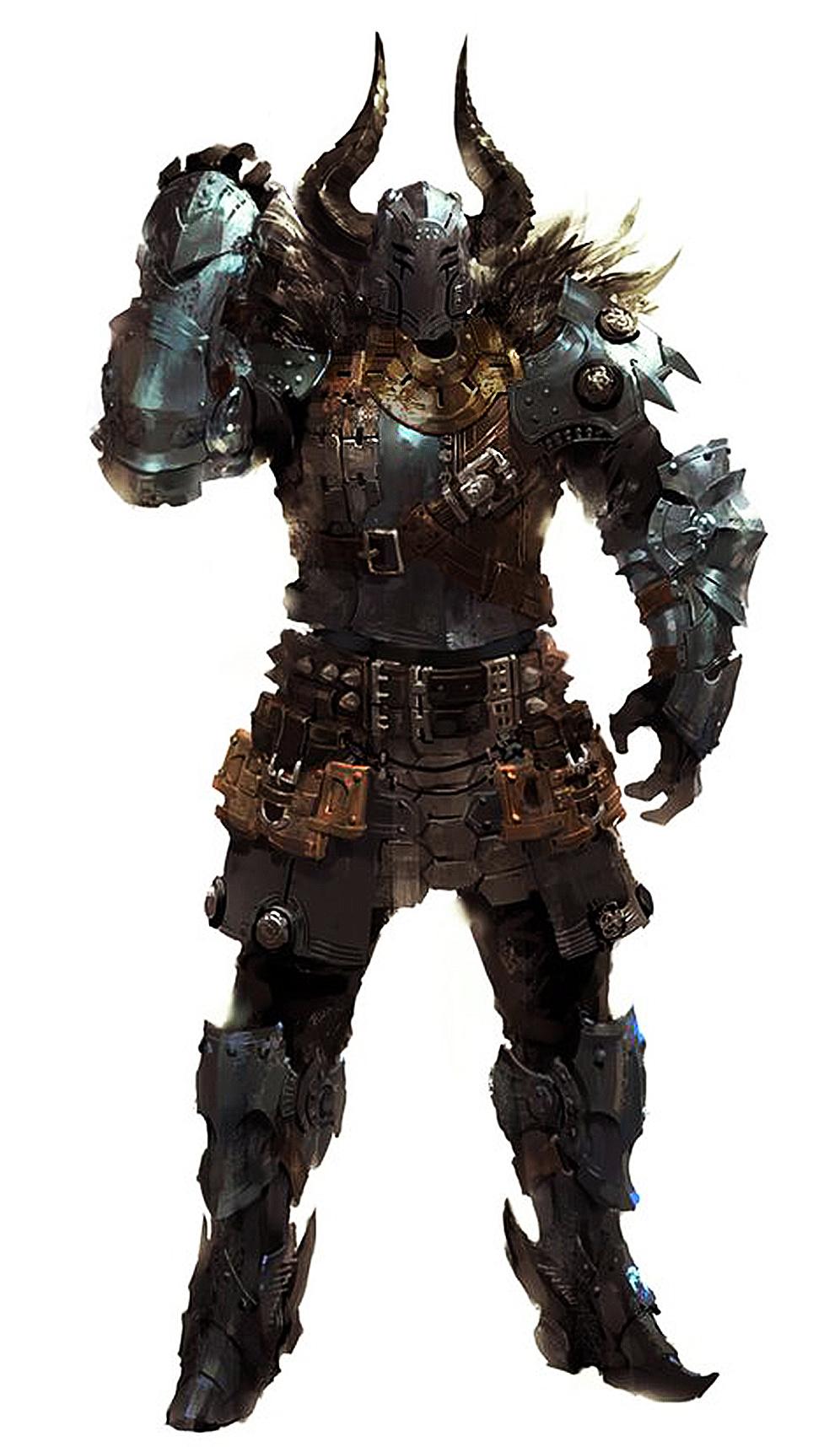Korroth's Heavy Armor Korrot10