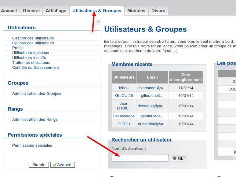 [ résolu ] retrouver aisément les membres inscrits sur son forum via une adresse HotmailL, Yahoo, msn.com, aol, live, ymail.com, rocketmail.com Captu149