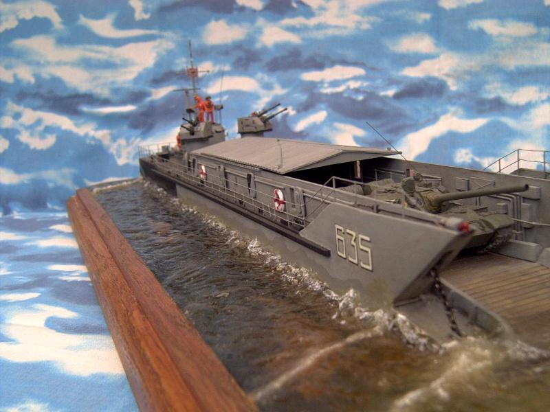 """Landungsboot """" Projekt 46 """" der VM Rimg0033"""