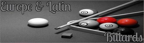 Billard Europe & Latin