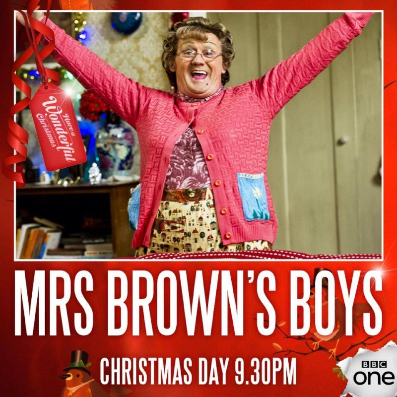 Mrs Browns Boys Xmas show 2013 Aaaa10