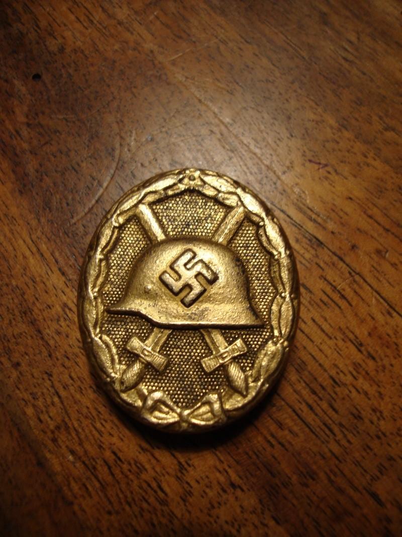 Vos décorations militaires, politiques, civiles allemandes de la ww2 - Page 9 Dsc02023