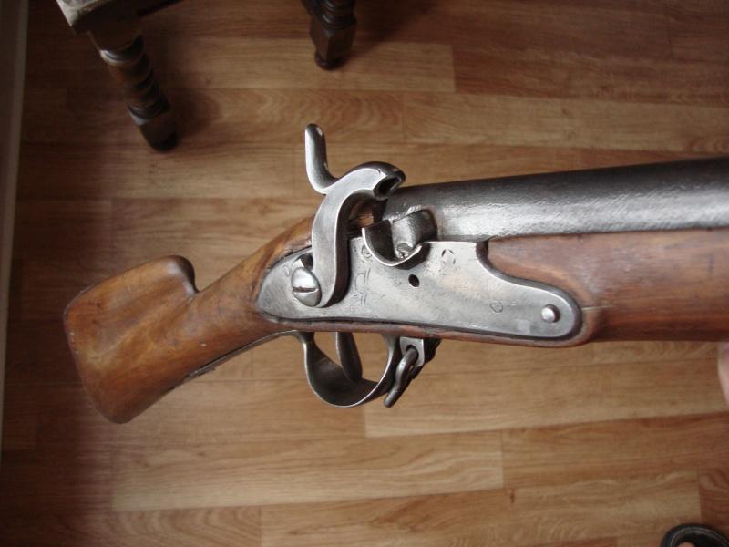 Fusil 1766, ou 1763 léger. Dsc02136
