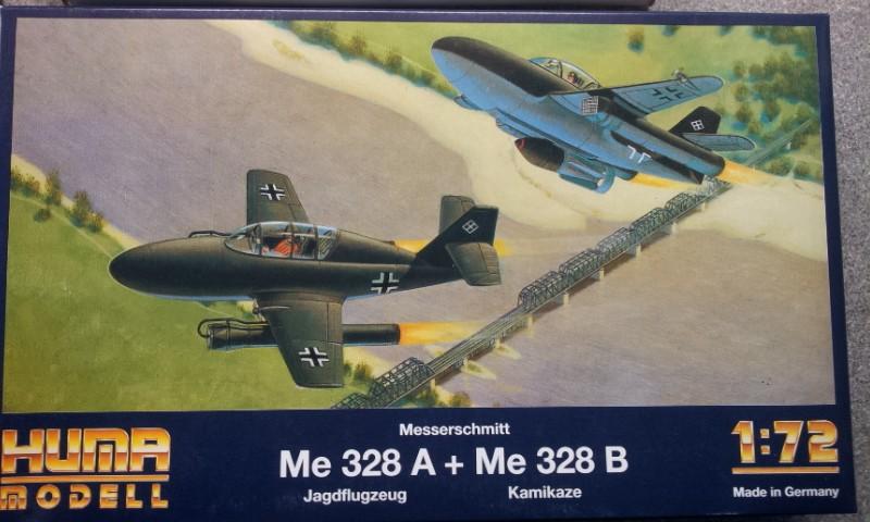 [Huma Modell] Messerschmitt Me328a + Me328b 2013-072