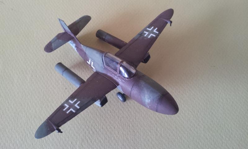 [Huma Modell] Messerschmitt Me328a + Me328b 2013-078