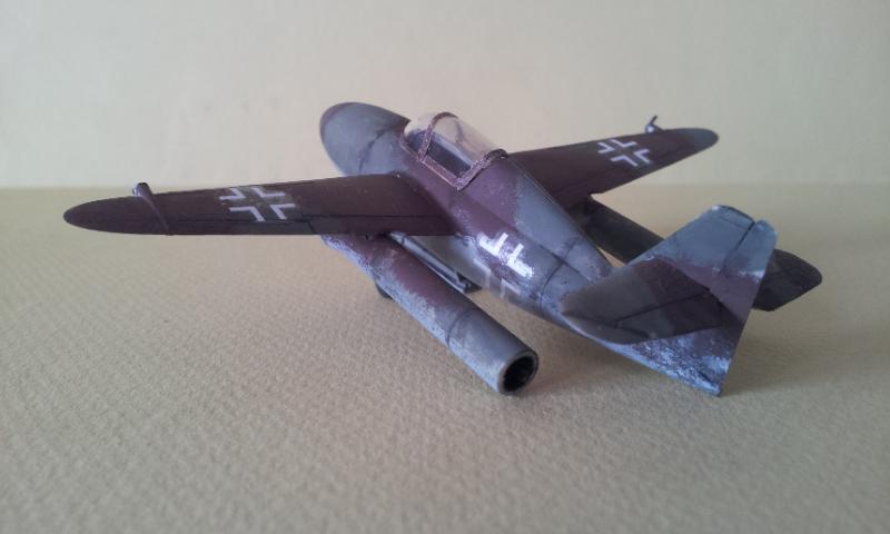 [Huma Modell] Messerschmitt Me328a + Me328b 2013-079