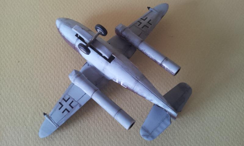[Huma Modell] Messerschmitt Me328a + Me328b 2013-080