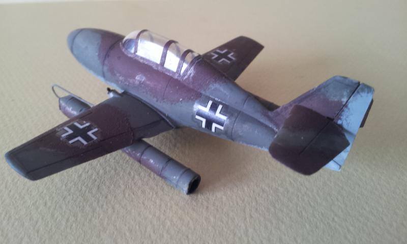 [Huma Modell] Messerschmitt Me328a + Me328b 2013-081