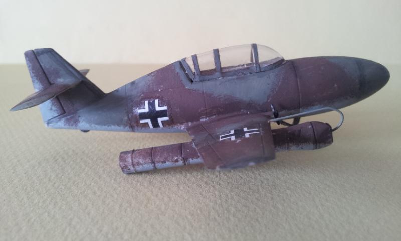 [Huma Modell] Messerschmitt Me328a + Me328b 2013-083