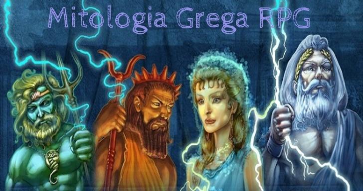 Mitologia Grega RPG
