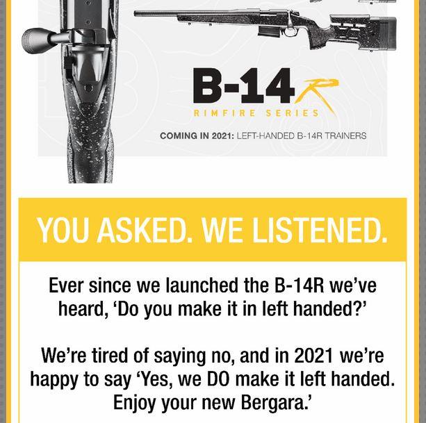 NOUVEAUTE BERGARA  Bergara B-14 R .22 LR Rifle - Page 3 B14r_l10