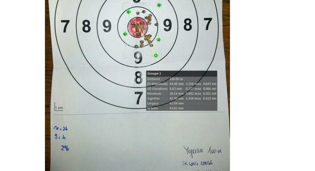 Challenge 100 mètres .22LR avec appuis - Page 2 Myriam12