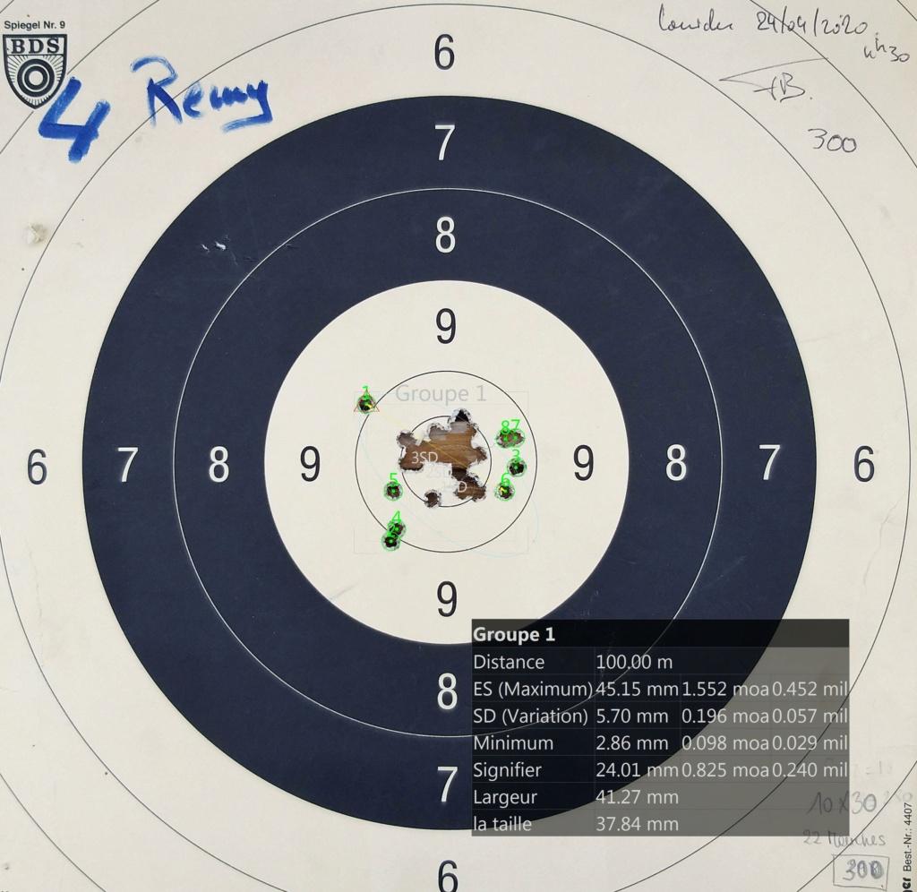 Challenge 100 mètres .22LR avec appuis - Page 3 Remy1010