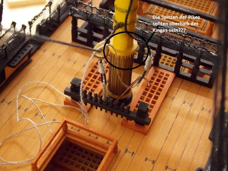 Bau der Victory in 1:84 von Admiral ENDRIK - Seite 3 2111010