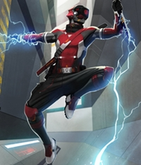 Arsenal da S.H.I.E.L.D. Eletro10